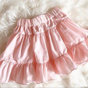 3T Girls Pink Pettiskirt or Skirt New